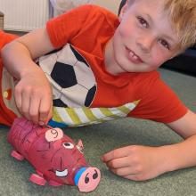 William's Piggy Bank